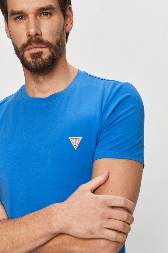 modrá Guess - Tričko
