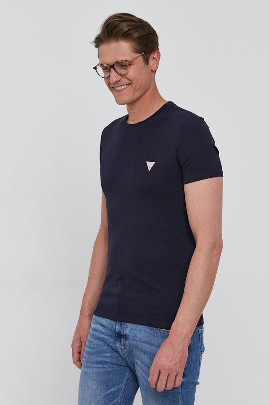 námořnická modř Guess - Tričko Pánský