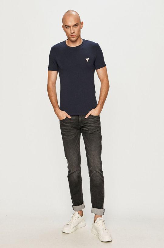Guess - Tričko námořnická modř