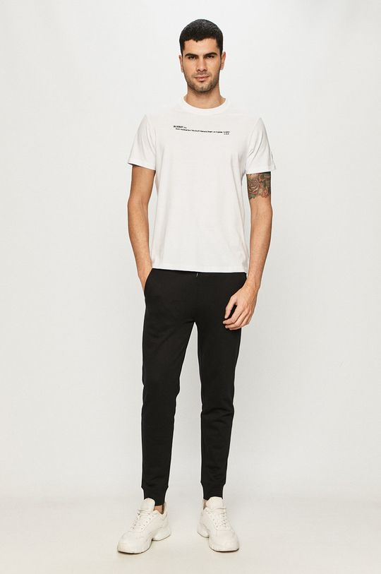 Guess - Tricou alb