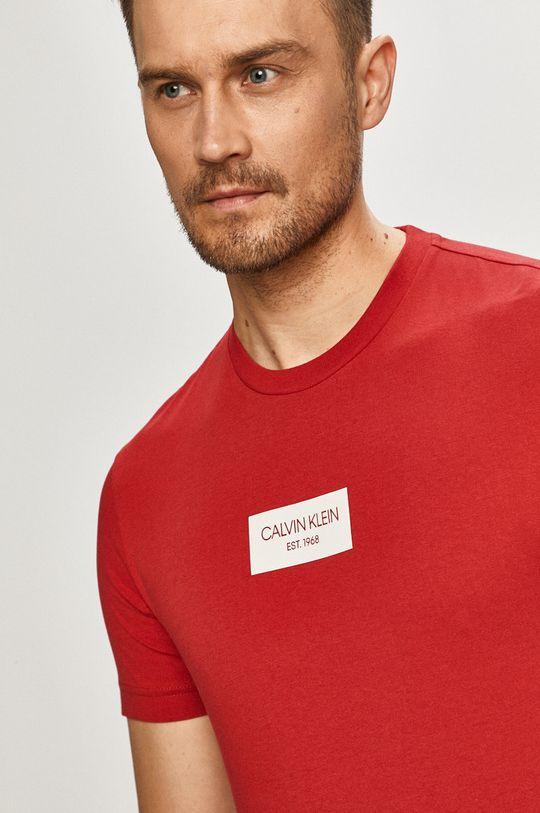 rosu Calvin Klein - Tricou