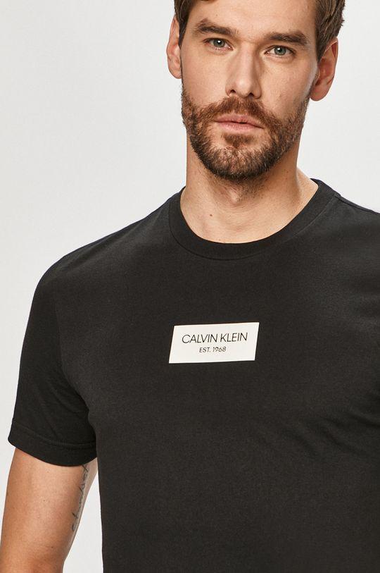 negru Calvin Klein - Tricou De bărbați