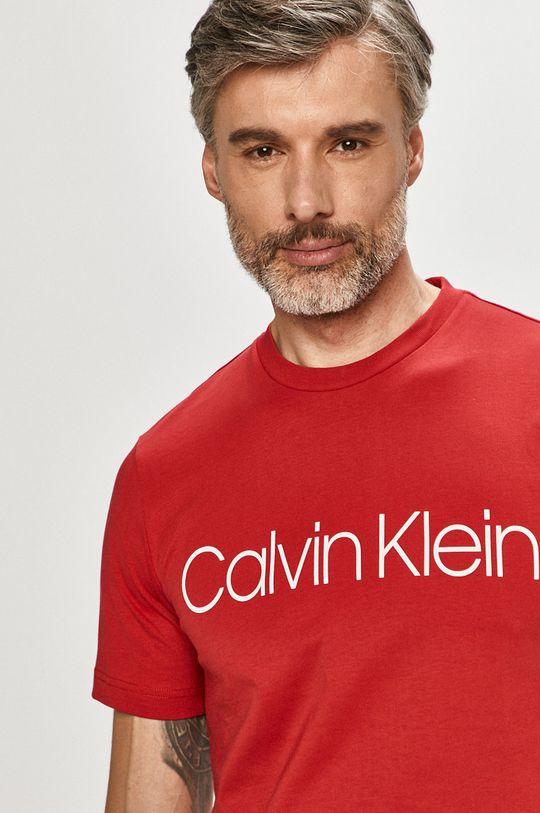 červená Calvin Klein - Tričko