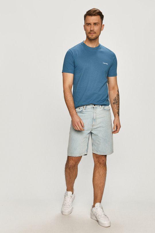 Calvin Klein - Tričko modrá