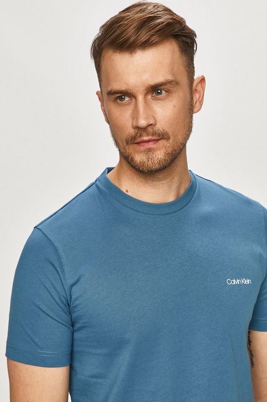 modrá Calvin Klein - Tričko