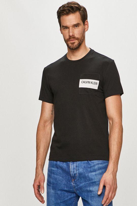 čierna Calvin Klein - Tričko
