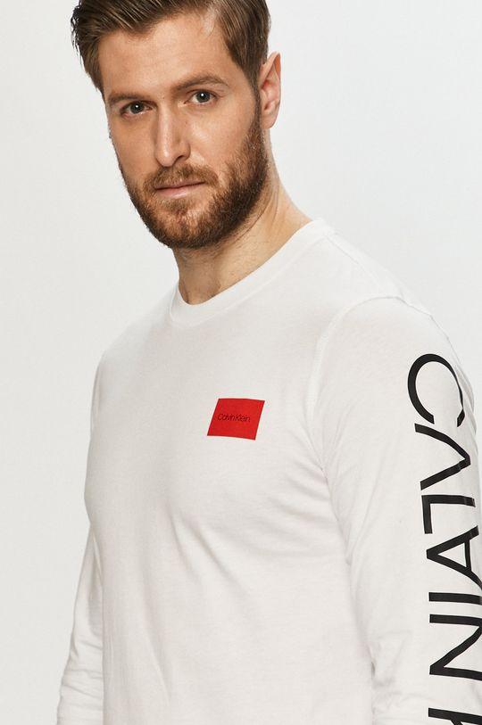 biały Calvin Klein - Longsleeve