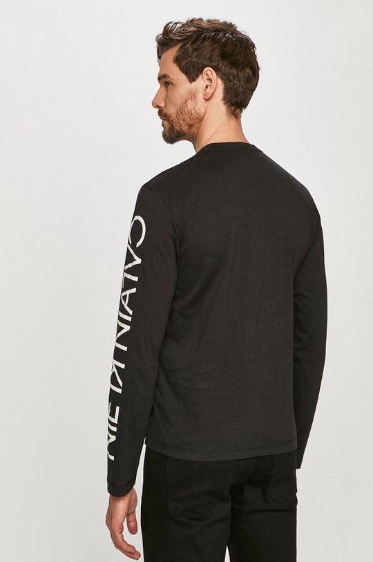 Calvin Klein - Tričko s dlhým rukávom  100% Bavlna