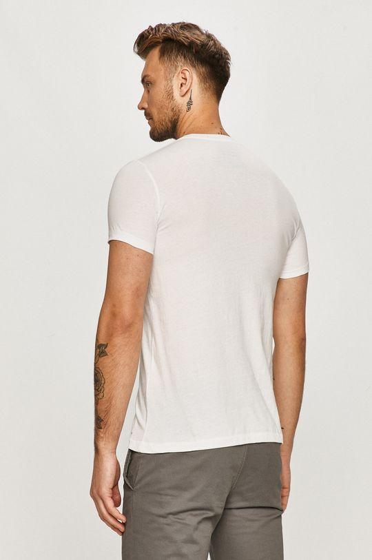 czarny AllSaints - T-shirt (2-pack)