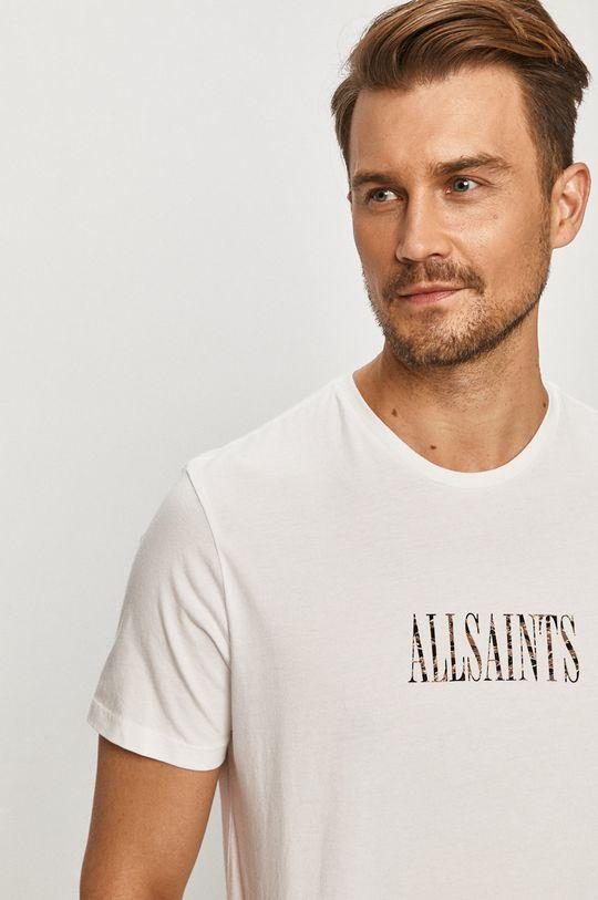 biela AllSaints - Tričko
