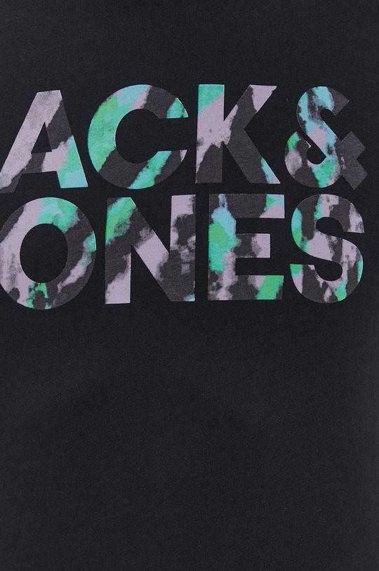 čierna Jack & Jones - Tričko