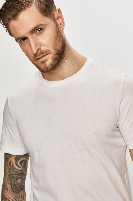 alb Only & Sons - Tricou (2-pack)