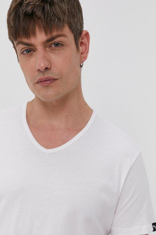 Puma - T-shirt (2-pack) biały