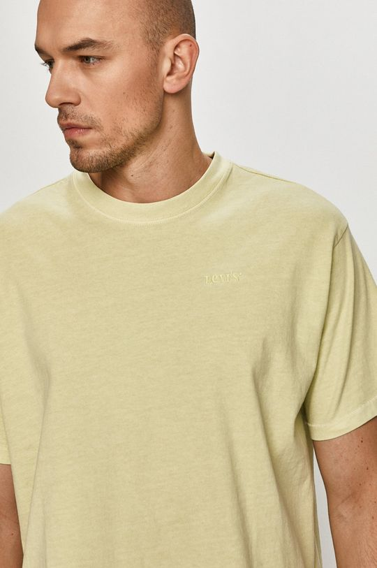 galben – verde Levi's - Tricou De bărbați