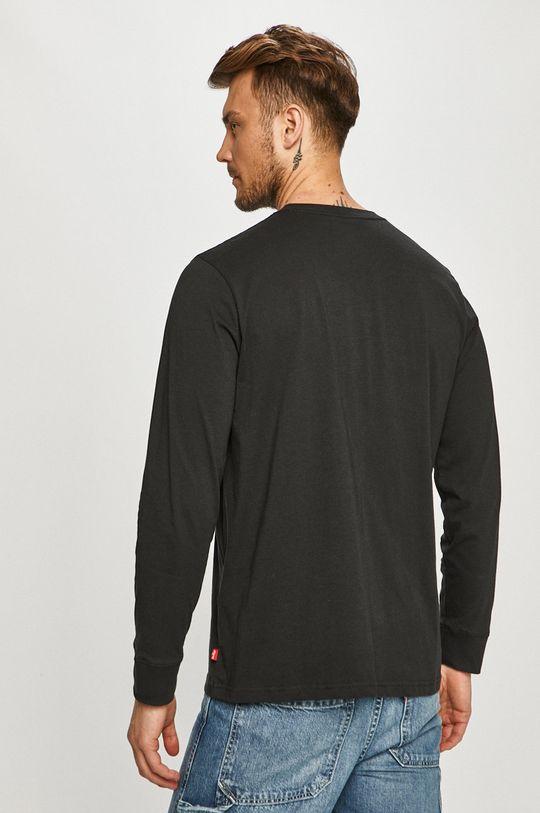 Levi's - Tričko s dlhým rukávom  100% Bavlna