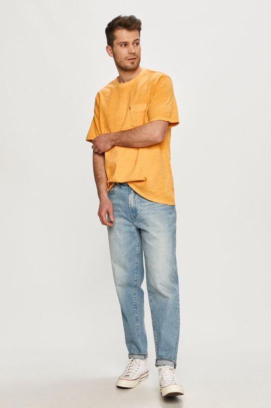 Levi's - Tričko oranžová