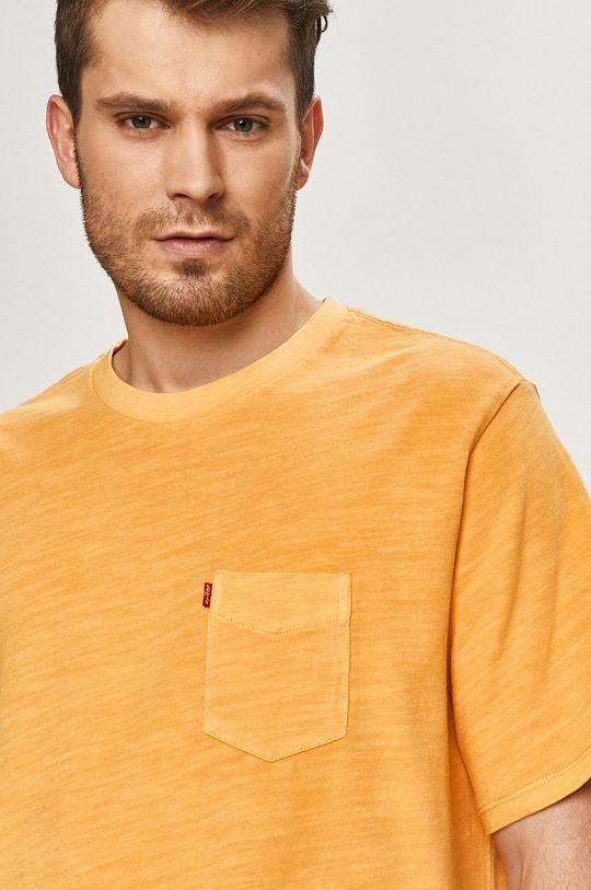 oranžová Levi's - Tričko