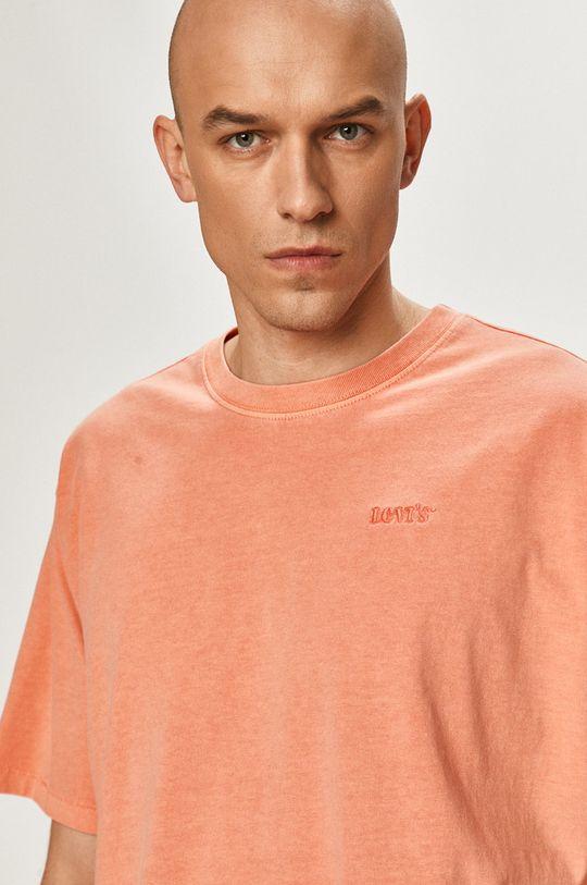 pomarańczowy Levi's - T-shirt