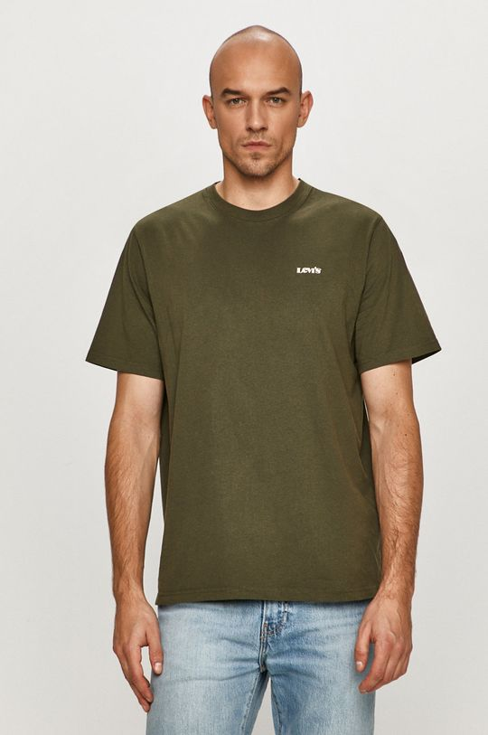 verde Levi's - Tricou De bărbați