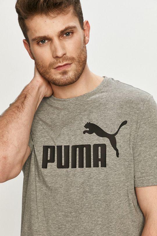 šedá Puma - Tričko