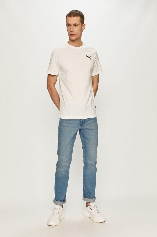 Puma - Tričko biela