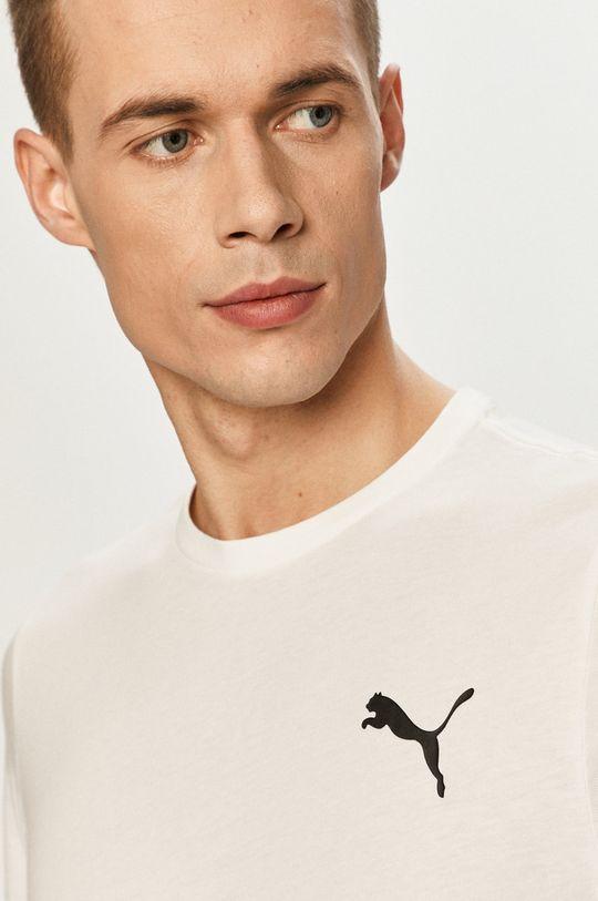 biela Puma - Tričko