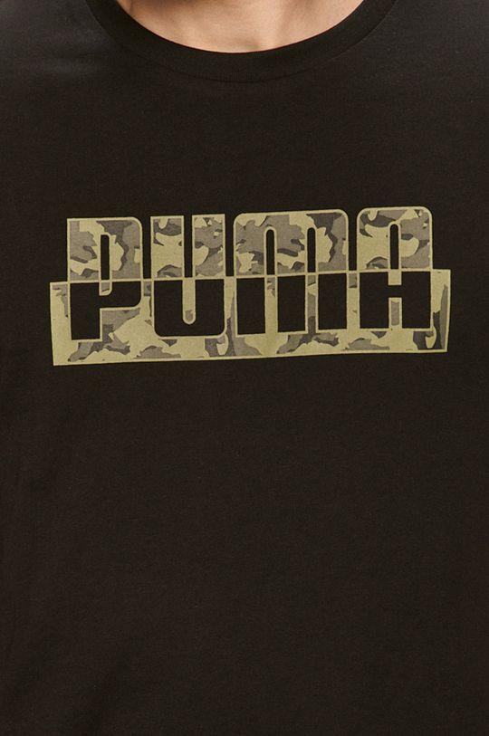 černá Puma - Tričko