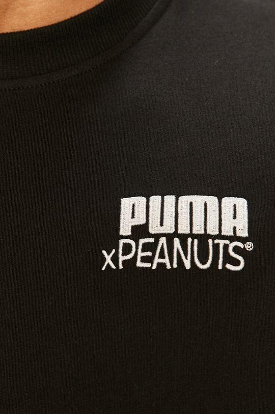 Puma - T-shirt x Peanuts Męski