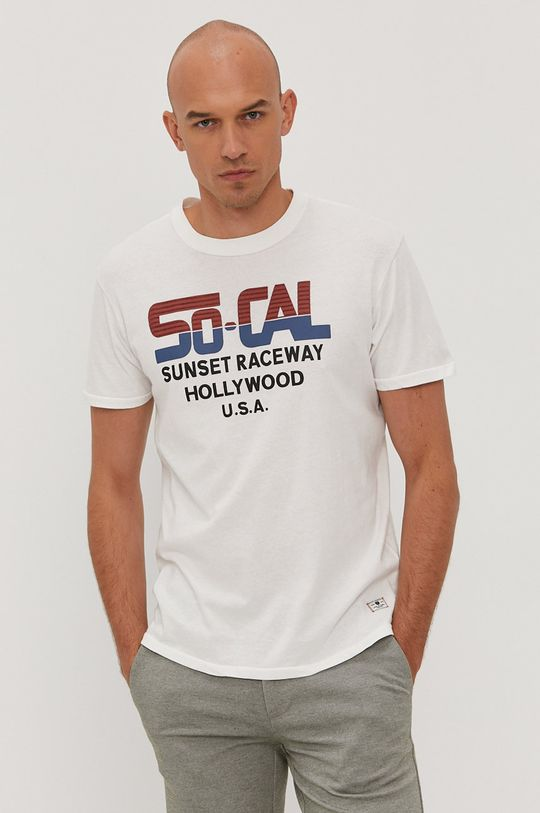 Premium by Jack&Jones - T-shirt biały