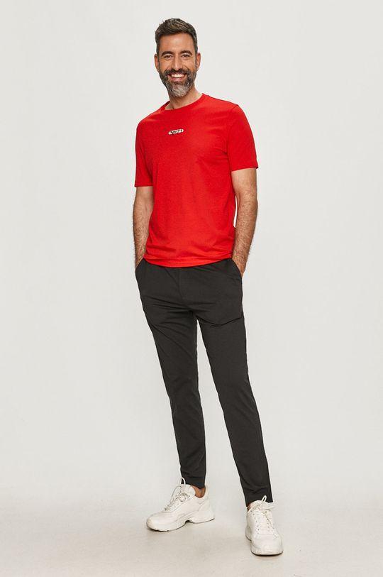 Hugo - Tričko červená
