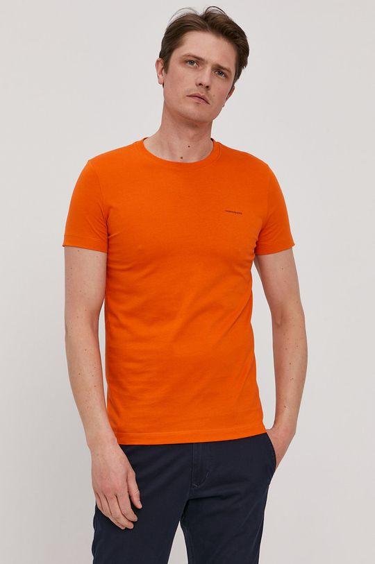 Calvin Klein Jeans - Tričko (2-pak) oranžová