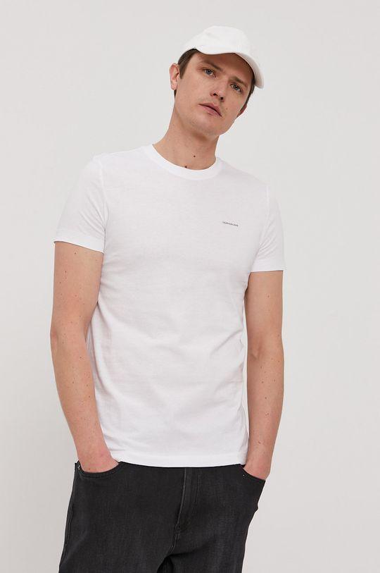 Calvin Klein Jeans - Tričko (2-pak)  100% Bavlna
