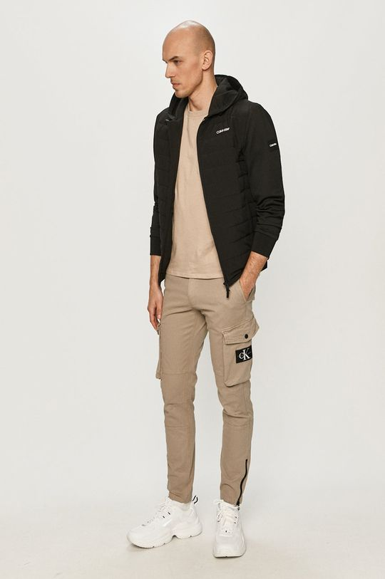 Calvin Klein Jeans - Tričko sivá