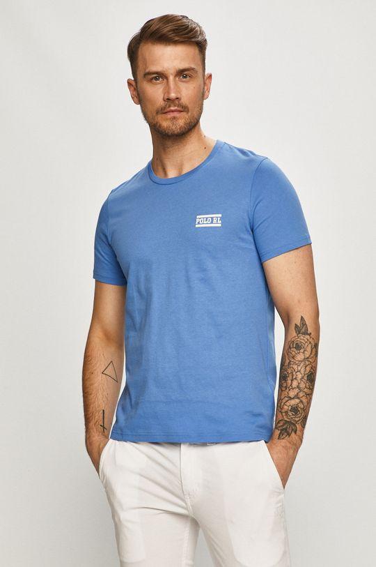 svetlomodrá Polo Ralph Lauren - Tričko Pánsky