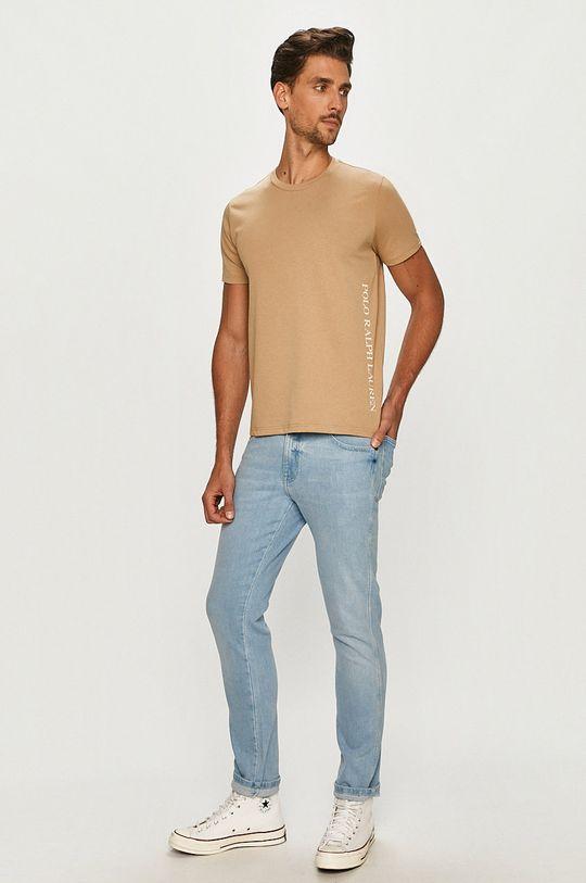 Polo Ralph Lauren - Tričko zlatohnedá