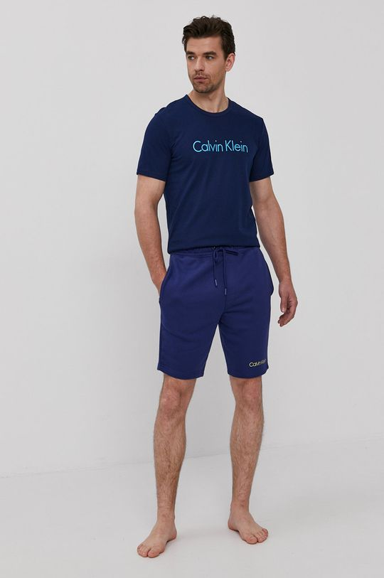 Calvin Klein Underwear - Tričko tmavomodrá