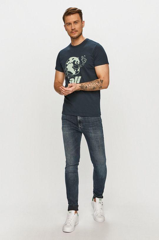Pepe Jeans - Tričko Anibal  100% Bavlna