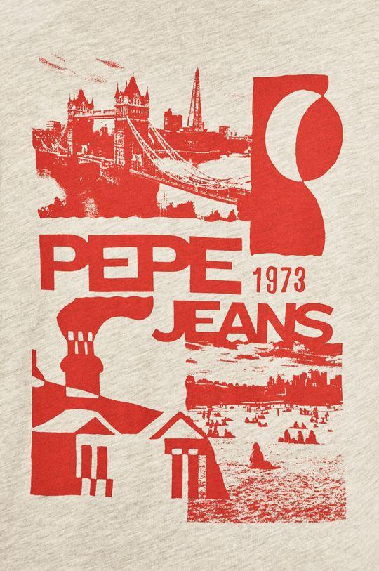 Pepe Jeans - T-shirt Dan Męski