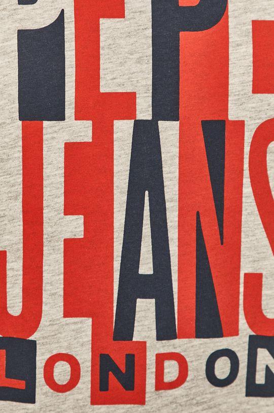 Pepe Jeans - T-shirt Davy Męski