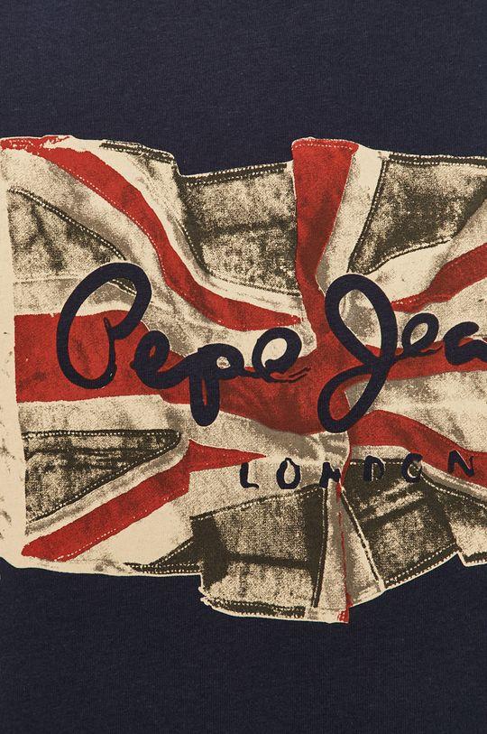 Pepe Jeans - Tričko Flag Logo Pánský