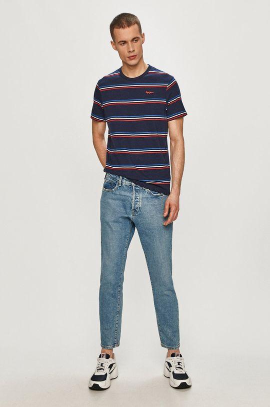 Pepe Jeans - Tričko Duncany vícebarevná