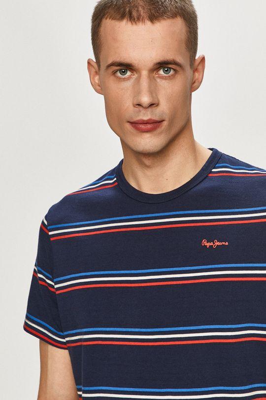 vícebarevná Pepe Jeans - Tričko Duncany