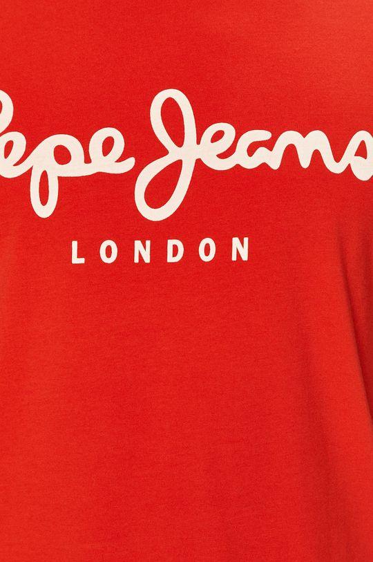 Pepe Jeans - T-shirt Original Męski