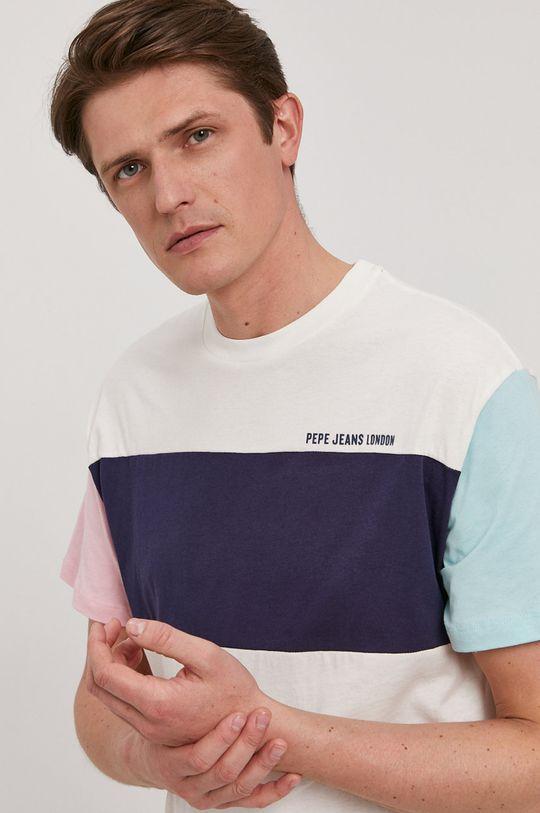 biały Pepe Jeans - T-shirt Morgan