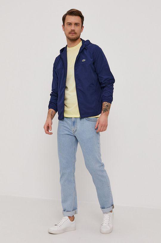 Pepe Jeans - T-shirt West żółty
