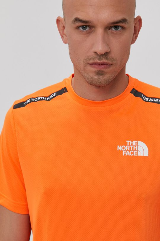 pomarańczowy The North Face - T-shirt