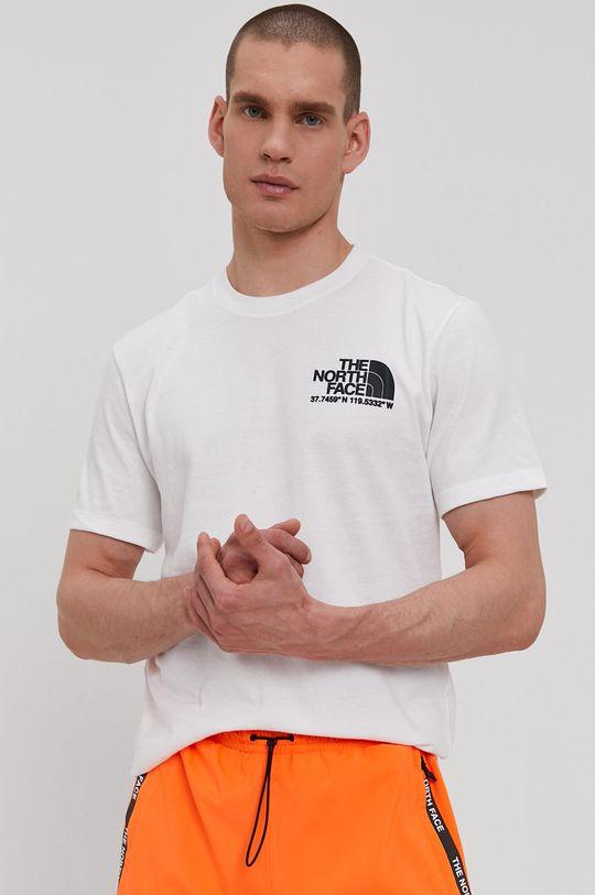 The North Face - T-shirt 100 % Bawełna