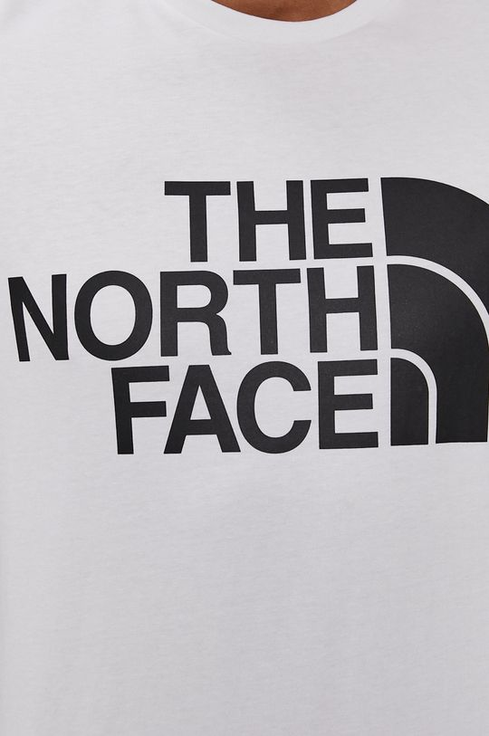 biały The North Face - T-shirt