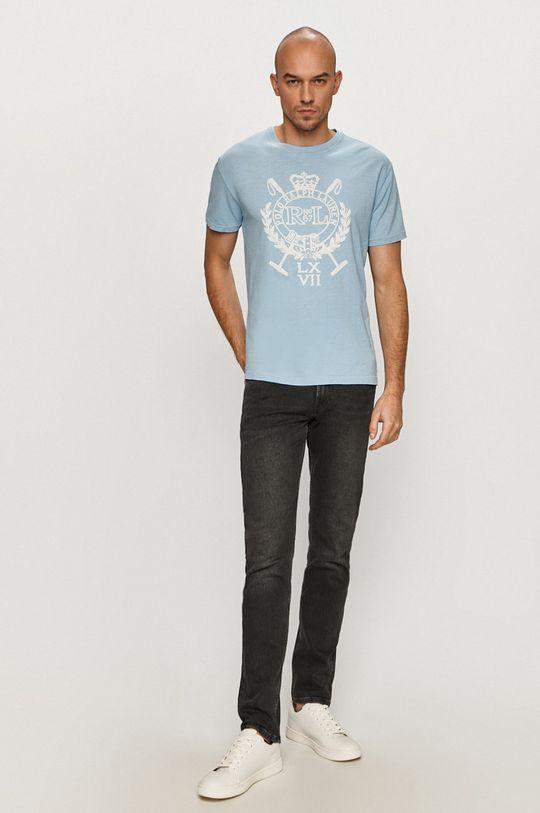 Polo Ralph Lauren - Tričko světle modrá
