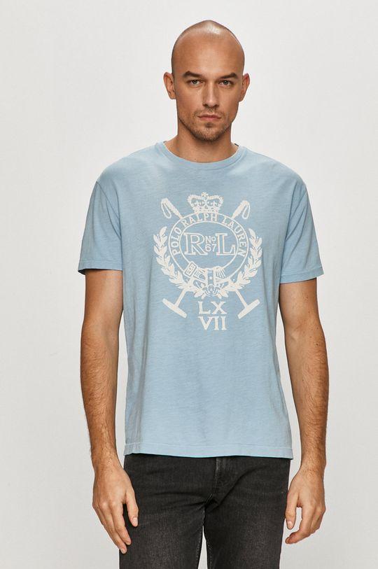 světle modrá Polo Ralph Lauren - Tričko